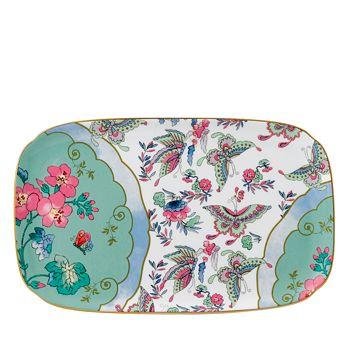 Wedgwood - Butterfly Bloom Sandwich Tray