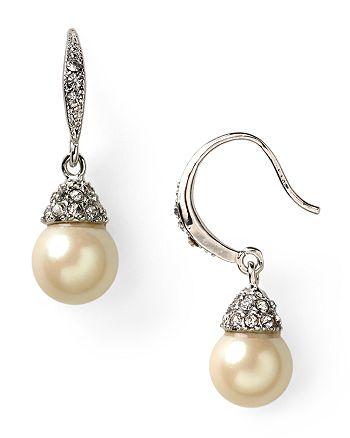 Carolee - Looking Glass Drop Earrings