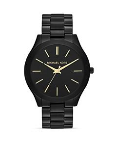 Michael Kors Slim Runway Bracelet Watch, 42mm - Bloomingdale's_0