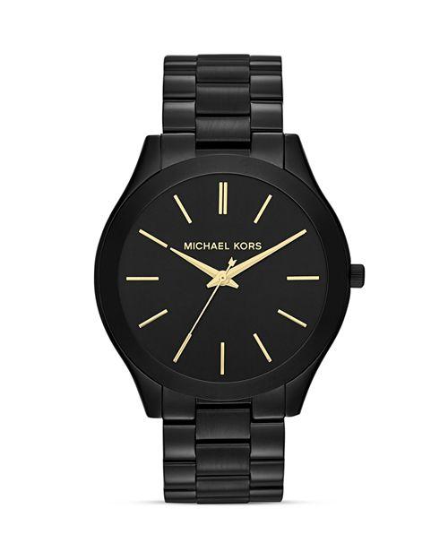 Michael Kors Slim Runway Bracelet Watch 42mm