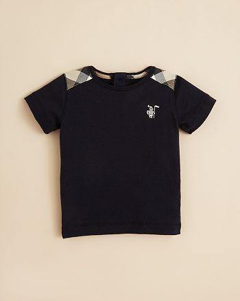 463070e4e2cd Burberry Infant Boys  Lencel Tee - Sizes 6-18 Months   Bloomingdale s