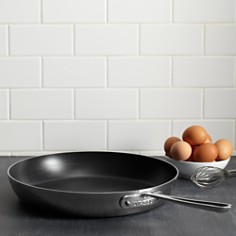 """All-Clad - Stainless Steel Nonstick 13"""" French Skillet"""