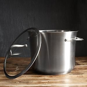 Calphalon Contemporary Stainless 12-Quart Stock Pot