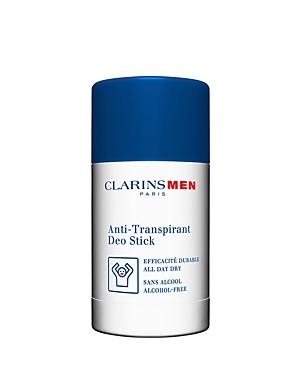 clarins male clarins clarinsmen antiperspirant deo stick