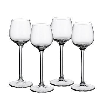 Villeroy & Boch - Purismo Spirits Glass, Set of 4