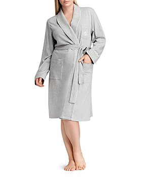 Ralph Lauren - Quilted Collar & Cuff Short Robe