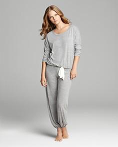 Eberjey Tee & Lounge Pants - Bloomingdale's_0