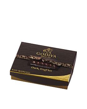 Godiva® - Godiva® 12 Piece Dark Signature Truffles Gift Box