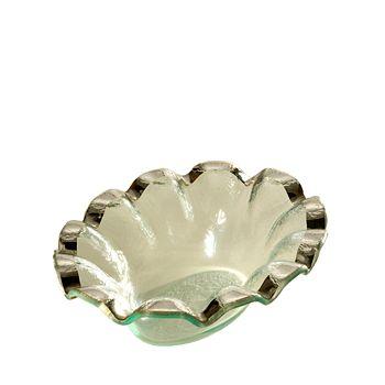 Annieglass - Ruffle Dip Bowl