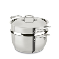 All-Clad Stainless Steel 5-Quart Steamer - Bloomingdale's_0