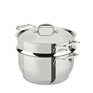 All-Clad Stainless Steel 5-Quart Steamer