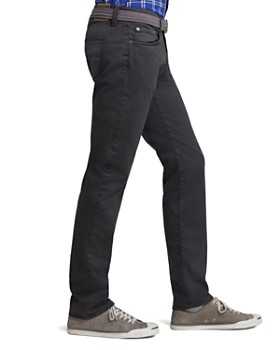 J Brand - Kane Slim Straight Fit Jeans in Auburn