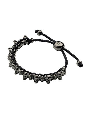Links of London - Skull Friendship Bracelet
