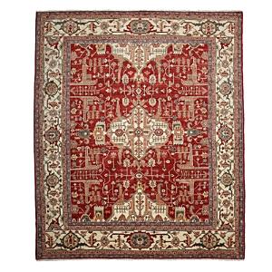 Adina Collection Oriental Rug, 8'2 x 9'9