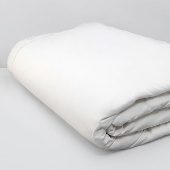 Matouk - Ansonia Percale Duvet, Full/Queen