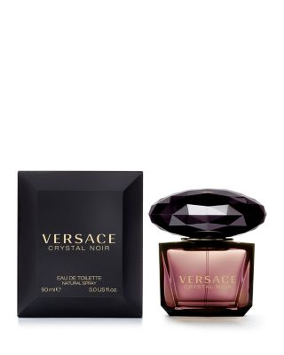 Crystal Noir Eau De Toilette 3 Oz. by Versace Collection