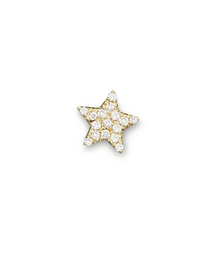 Click here for Meira T 14K Yellow Gold Single Stud Star Earring prices