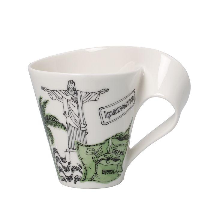 Villeroy & Boch - New Wave Caffé Rio de Janeiro Mug