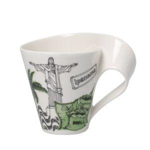 Villeroy & Boch New Wave Caffe Rio de Janeiro Mug