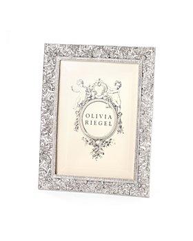 Olivia Riegel - Windsor Crystal Studded Frame