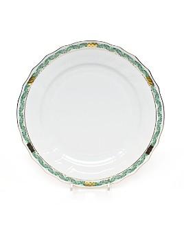 Herend - Chinese Bouquet Dinnerware, Garland Green