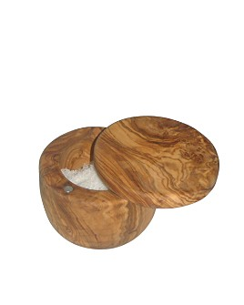 Berard - Berard Olive Wood Salt Keeper