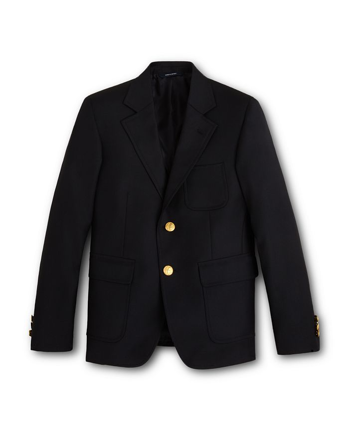 Brooks Brothers - Boys' 2-Button Blazer - Little Kid, Big Kid