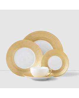 JL Coquet - Hemisphere Dinnerware, Gold