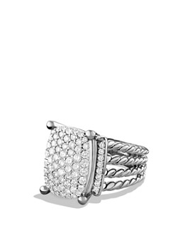 David Yurman - Wheaton Ring with Diamonds