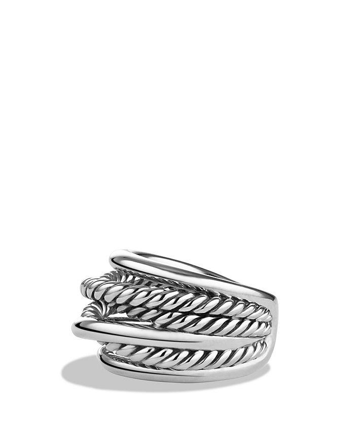 David Yurman - Crossover Narrow Ring