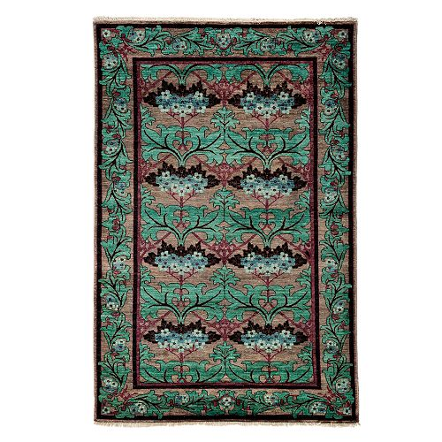 "Bloomingdale's - Morris Collection Oriental Rug, 4'10"" x 7'8"""