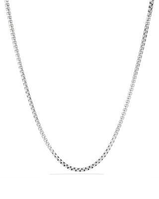 """Extra Large Box Chain, 22"""""""