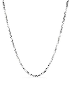 David Yurman - Extra Large Box Chain