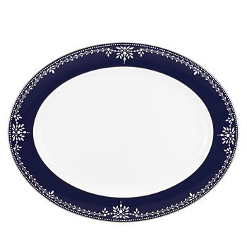 "Lenox - Empire Pearl Platter, 16"""