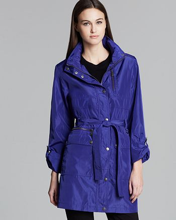 DKNY - Breanna Belted Jacket