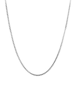 David Yurman - Small Box Chain