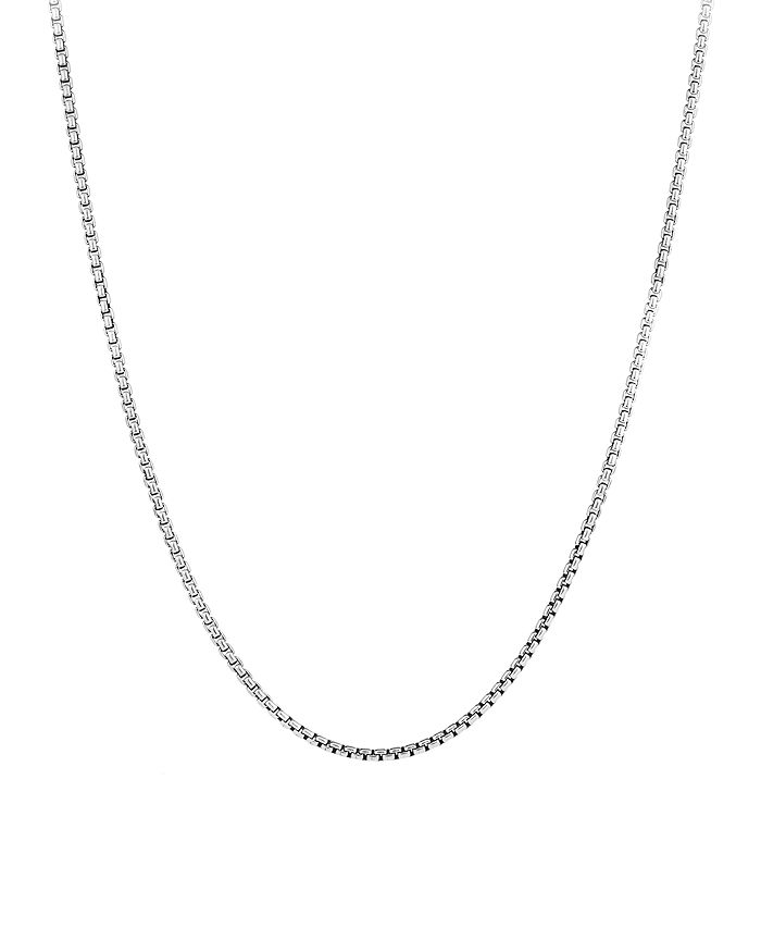 David Yurman - Small Box Chain 2.7mm