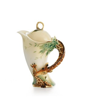 Franz Collection - Endless Beauty Giraffe Teapot