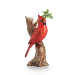 Franz Collection Cardinal Small Vase