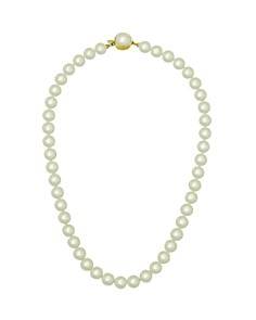 "Majorica Simulated Pearl Necklace, 16"" - Bloomingdale's_0"
