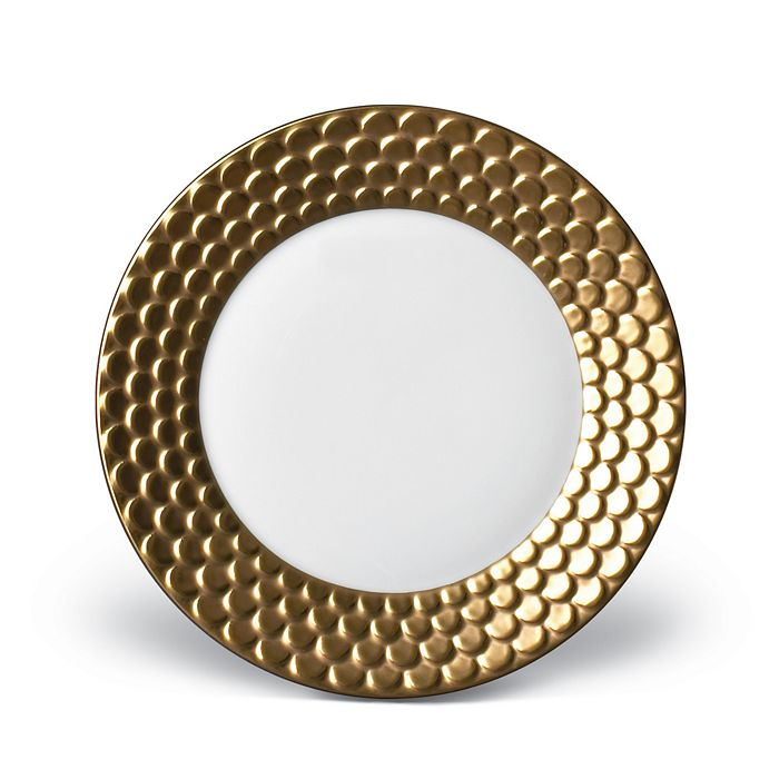 L'Objet - Aegean Sculpted Bread & Butter Plate