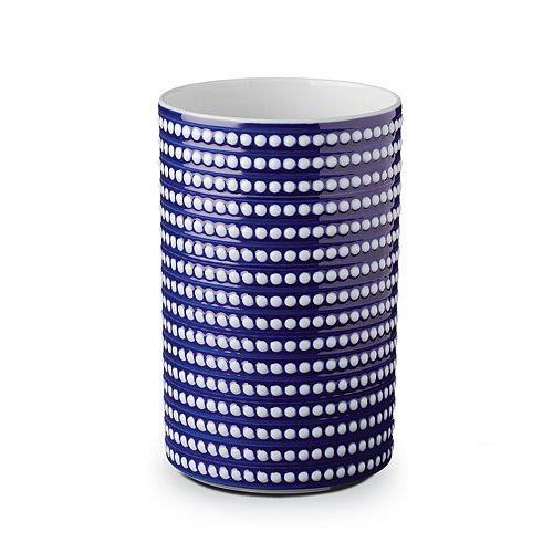 L'Objet - Perlee Bleu Tall Vase