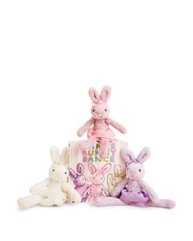 Jellycat - Dance Bunny Dance Book & Lulu Tutu Bunnies