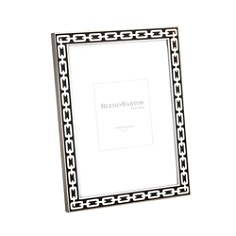 "Reed & Barton Silver Link Frame, 5 x 7"" - Bloomingdale's_0"