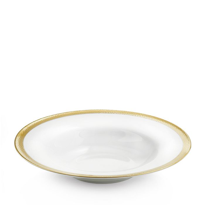 Michael Aram - Goldsmith Rimmed Bowl