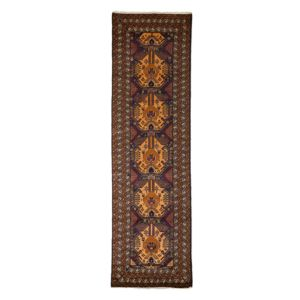 Tribal Collection Oriental Rug, 2'8 x 9'5