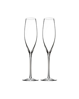 Waterford - Elegance Champagne Classic Flute, Pair