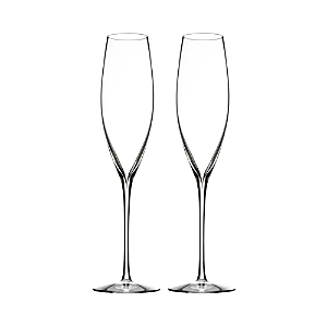 Waterford Elegance Champagne Classic Flute, Pair