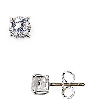 Carolee Medium Cubic Zirconia Stud Earrings
