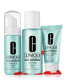Clinique - Acne Solutions Clear Skin Systems Kit